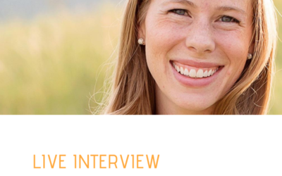 Little Steps of Faith: Live Interview with Lisa Cotter
